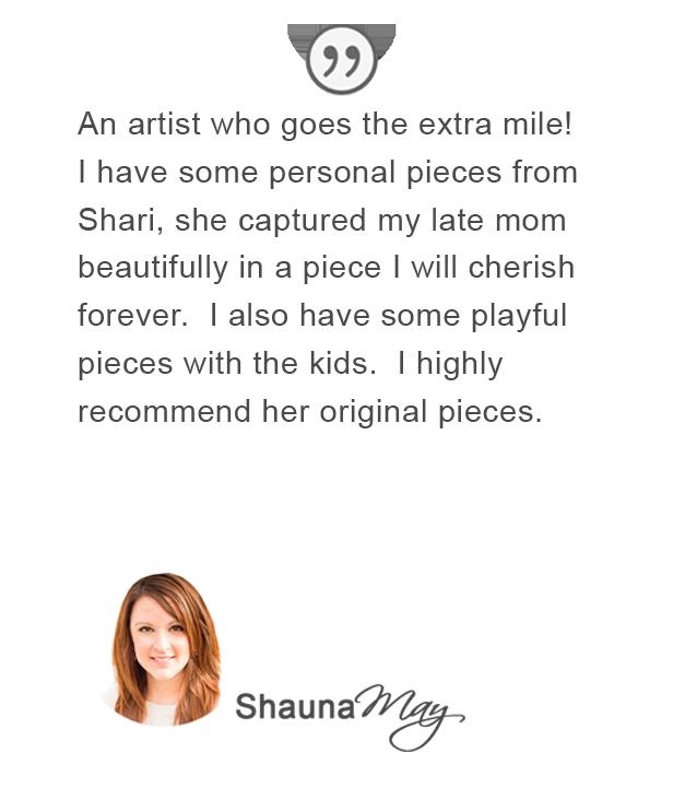 Shauna May Testimony