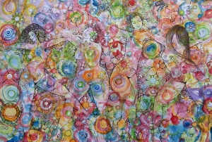 Dancing Goddesses, Arna Baartz