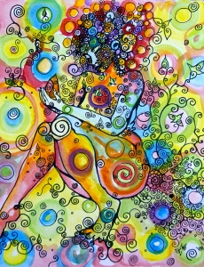 The Goddess of Generosity, Arna Baartz