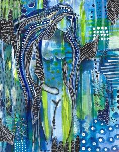 Blue Sorrow, Nicole Lynne