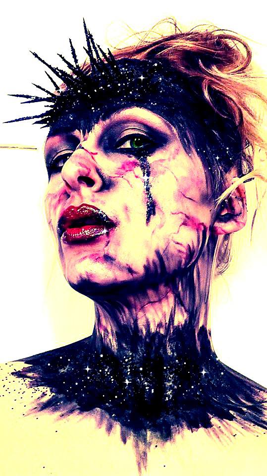 Charlotte Pingriff's Zombie Queen
